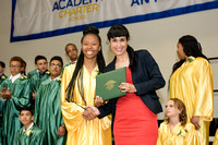 Tacony Middle School Graduation 6/15/15