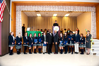 Tacony Academy NHS Induction Ceremony 2012
