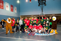 Staff Basketball Game - Tacony vs 1st Philly