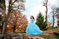 Laura's Quinceanera Portraits