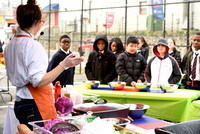 1st Philly Mobile Teaching Kitchen 2/22/17
