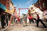 Lion Dragon Dance